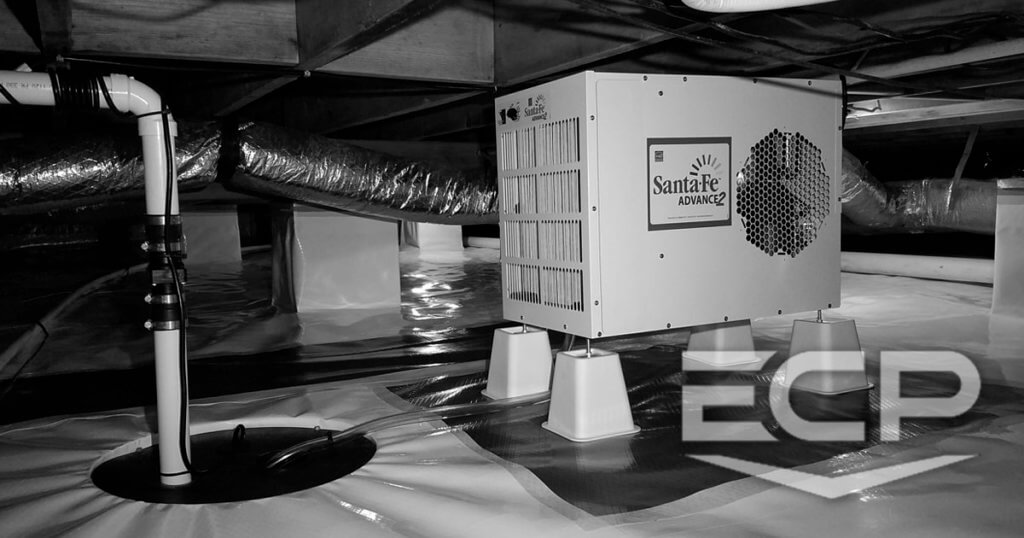 ECP Crawl Space System pic.