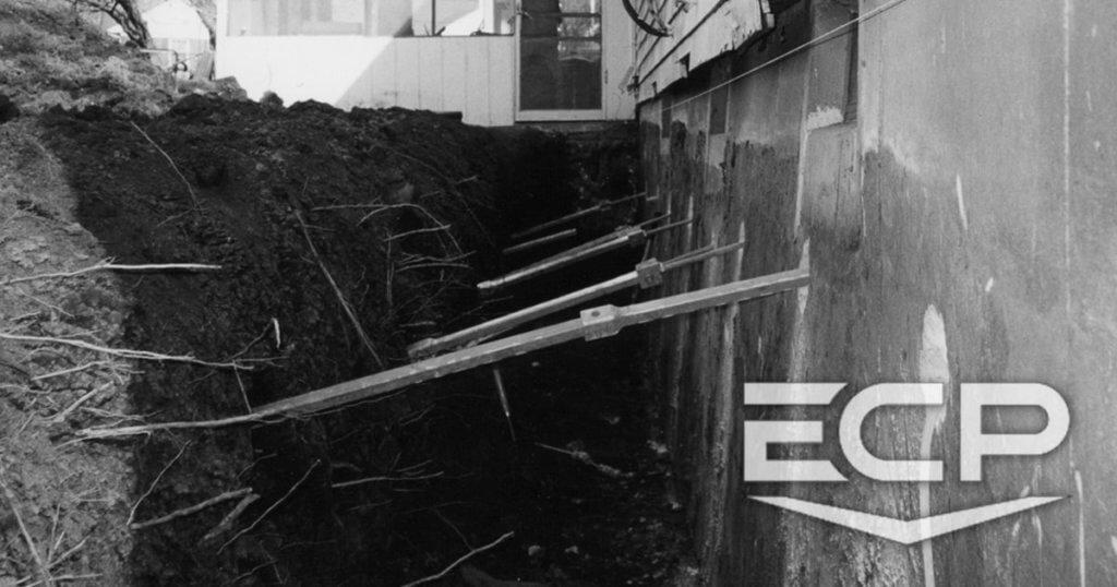ECP wall repair image