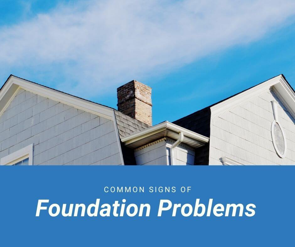 Common Signs of Foundation Problems