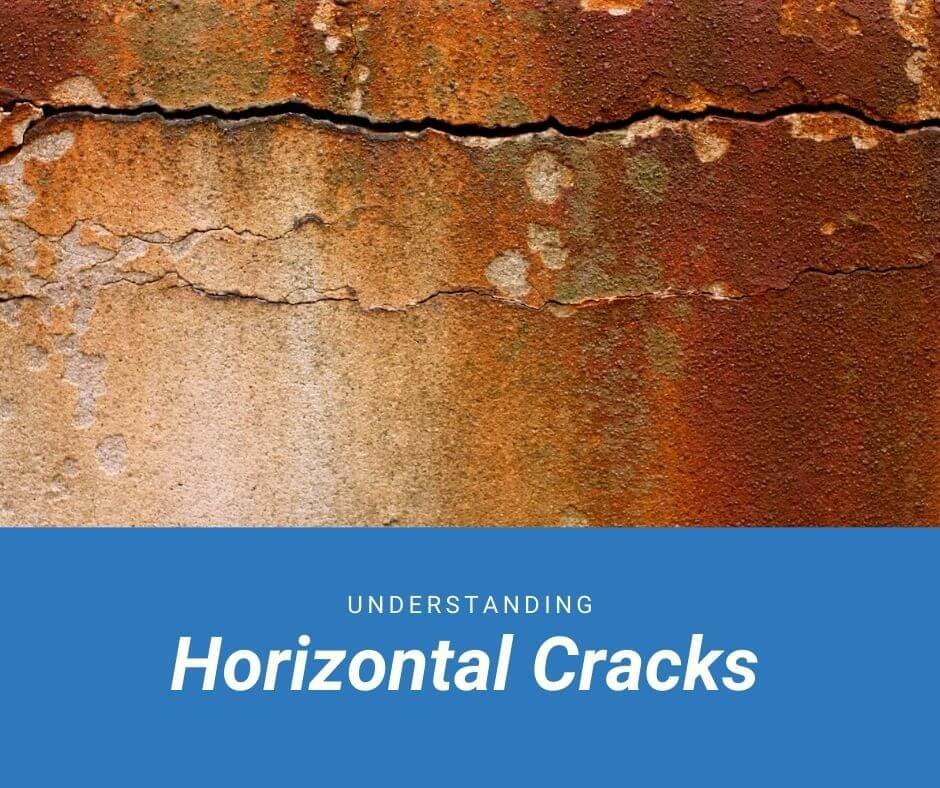 Horizontal Foundation Cracks